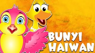 Download Lagu BUNYI HAIWAN | Lagu Kanak Kanak Bahasa Malaysia | Animals Sounds Bahasa Melayu mp3