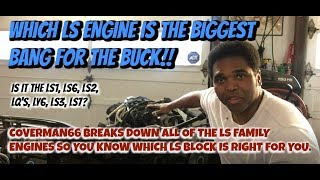 EVERYTHING about LS ENGINES. LY6 THE BIG BANG FOR THE BUCK..