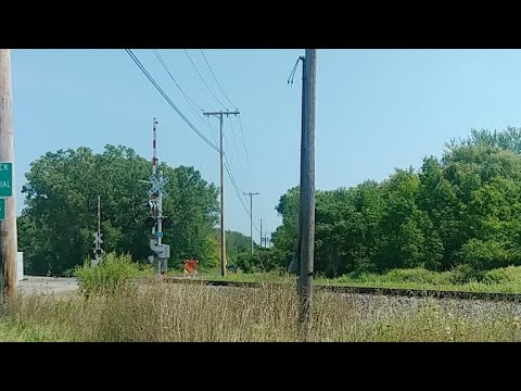 Live Streaming Norfolk Southern Train Eastbound