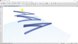 how to be modeling structures with step by step staged construction