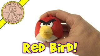 Angry Birds Red Bird Small 3