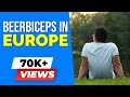 SECRET to HAPPINESS | BeerBiceps Fitness Motivation | EUROPE TRIP