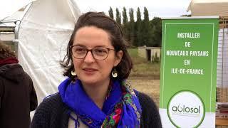 La ferme c'est ouvert : l'agriculture bio en fête sur la plaine de Milly