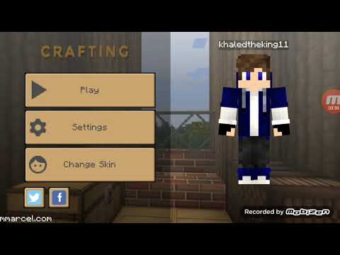 The bist Servers in minecraft or crafting and building