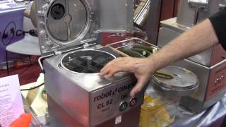 Robot Coupe®  - How Dicing Kits Work In A Food Processor