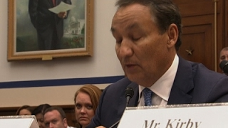 united ceo faces angry congress