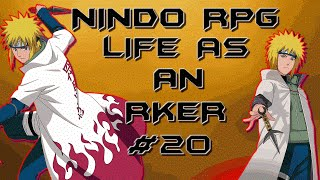ROBLOX Nindo RPG Life As An Rker #20 - Too Many Allies