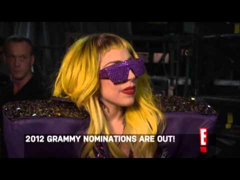 2012 Grammy Nominations