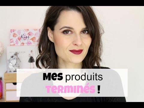 Mes produits terminés #12 : corps et cheveux ! | Be(you)tiful