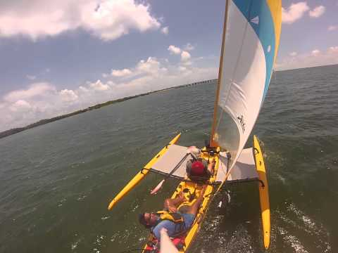 Hobie Tandem Adventure Island in the Florida Keys