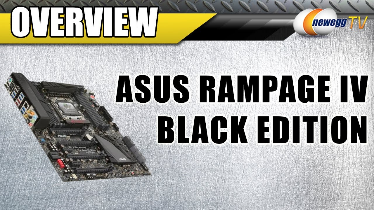 Water block for asus rog rampage iv black edition in the works.
