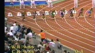 シュトゥットガルト世界陸上_男子100m決勝