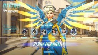 New Season = New Server? - Top 500 Mercy Gameplay