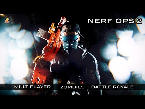 NERF WARFARE, NERF FORTNITE & NERF OPS 2   Entire FPS 2018 Collection!