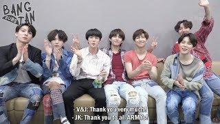 [ENG] 181202 [BANGTAN BOMB] BTS won the 1st & Special MC Jin @MUSICBANK - BTS (방탄소년단)