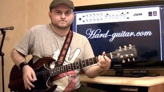 The Beatles Twist And Shout Guitar Lesson (how to play with tabs, chords and lyrics)