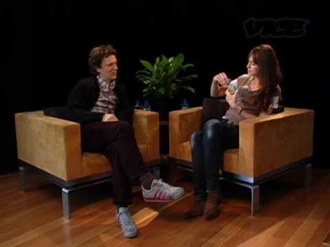 MICHEL GONDRY AND CHARLOTTE GAINSBOURG   VICE MEETS   VICE