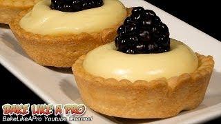 Shortbread Pastry Crust Recipe