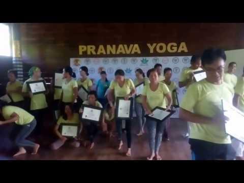 salsa safaraz # pranava yoga 4