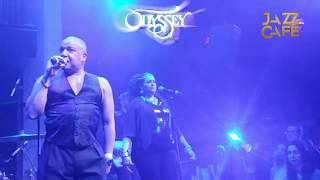 Odyssey performing 'Going Back To MY Roots'  Live at  the Jazz Cafe 2017