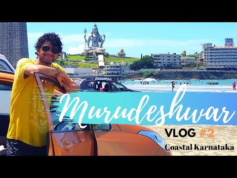Murudeshwar Marvanthe Vlog | Tallest Shiva Statue | Most Scenic Highway | Coastal Karnataka VLOG#2