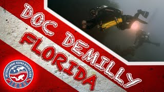 Doc deMilly Wreck Tec Scuba Dive | Site Guide and Review |  Elliot Key, Florida