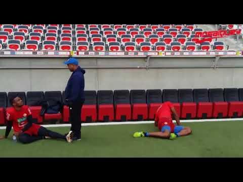 Le stade Allianz Riviera lieu du match amical de la Tunisie contre le Costa Rica