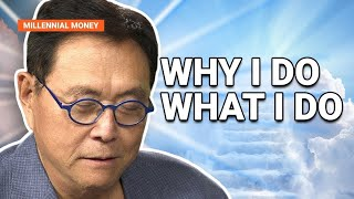 The Drive Behind A Millionaire - Robert Kiyosaki [Millennial Money]