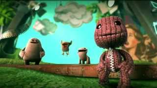 Littlebigplanet 3 Na Ps4 Trailer Pl Youtube