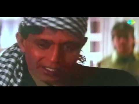 Преступник (Gunehgar) без перевода - Митхун Чакраборти