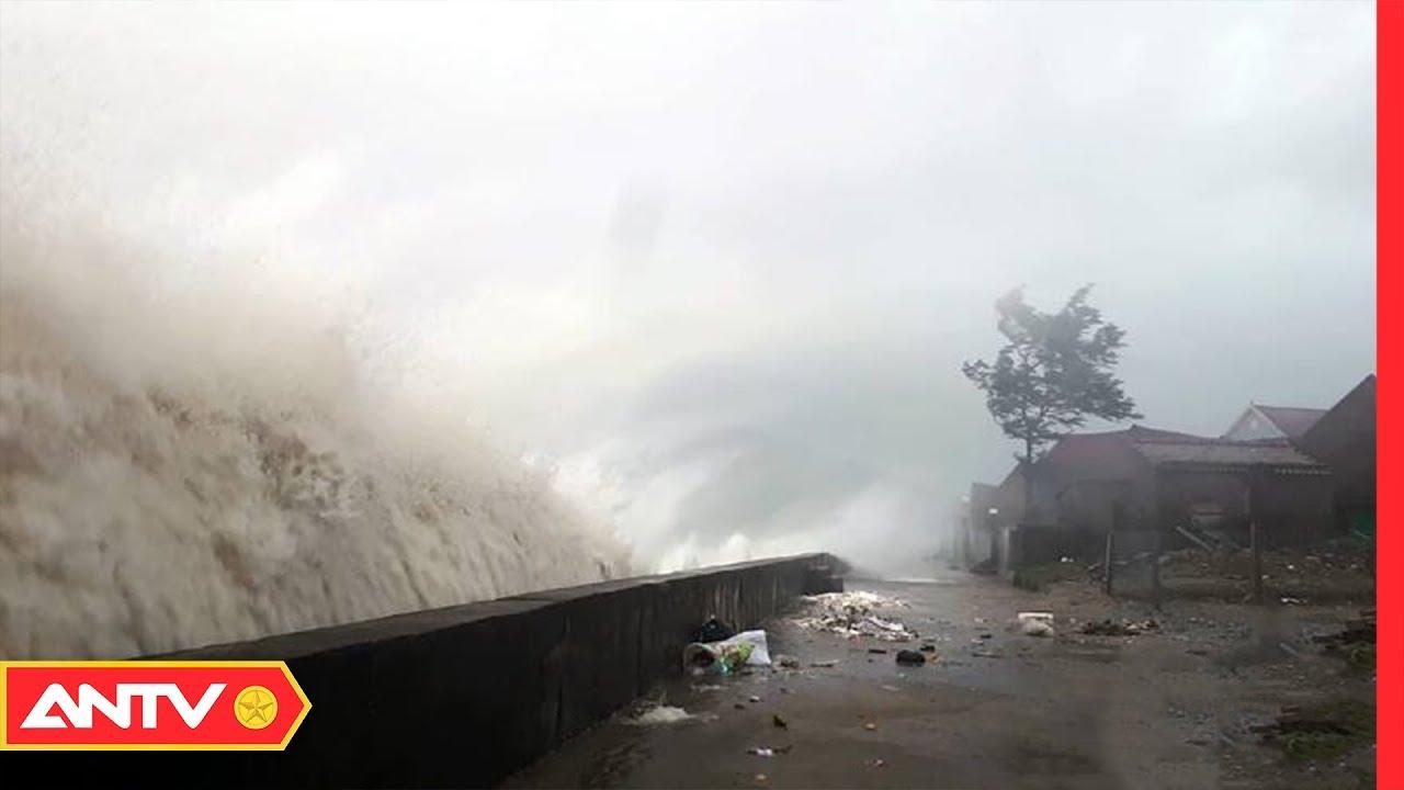 Bão số 9 đổ bộ từ Ninh Thuận đến Bến Tre, TP. HCM sẽ có mưa rất to   ANTV   Thông tin thời tiết hôm nay và ngày mai