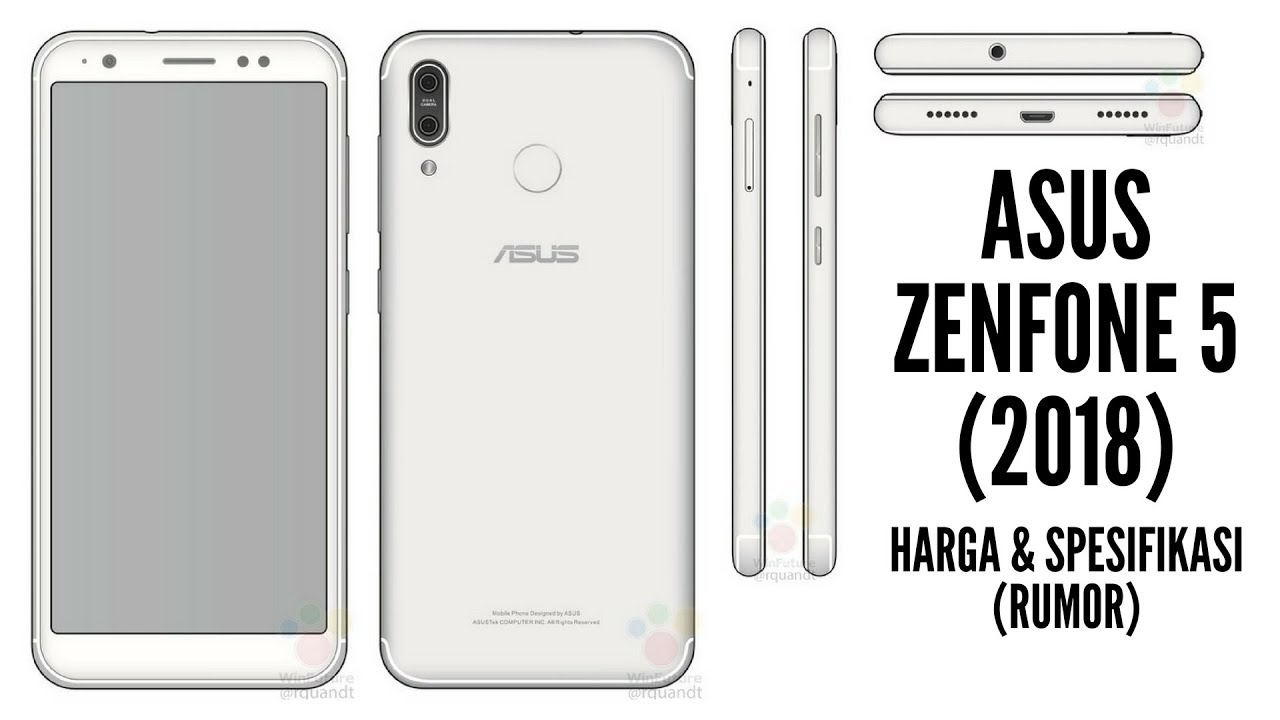 Asus Zenfone 5 2018 Rumor Harga Spesifikasi Indonesia Unbox Kere