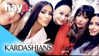 Kim Kardashian Goes To Her High School Reunion! | Keeping Up with the Kardashians