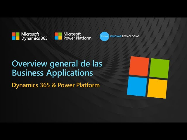 Webinar Dynamics 365 & Power Platform