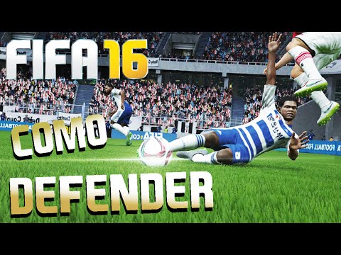 FIFA 16 - COMO DEFENDER PROFESIONALMENTE | TUTORIAL