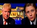 Las Mansiones Mas Hermosas y Caras Del Hijo De Donald Trump 2017