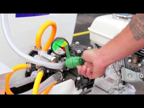 Getting Started With The Kings Sprayers 100 Gallon 2-Wheel Sprayer