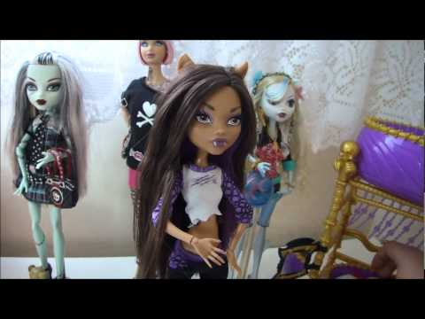 Thumbnail: Monster High! Presente da RenataMGarcia 1!