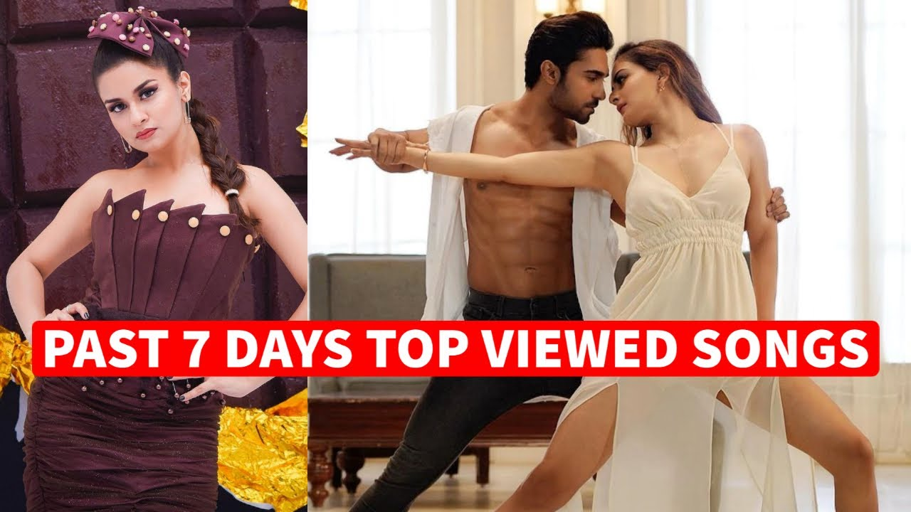 Past 7 Days Most Viewed Indian Songs on Youtube [14 September 2020]