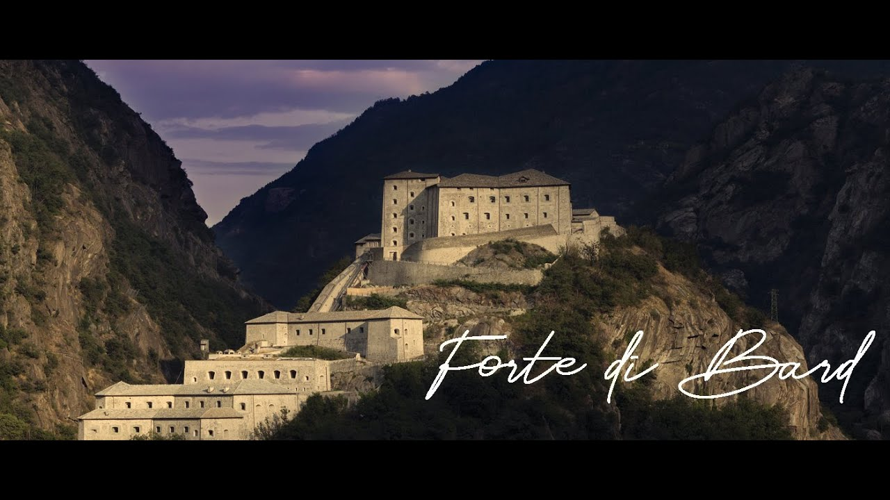 Download 4K - Forte di Bard (AO)