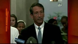 Sanford to Mistress 'Maria': Impossible Love