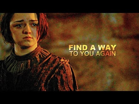 Gendry & Arya   A Way To You Again