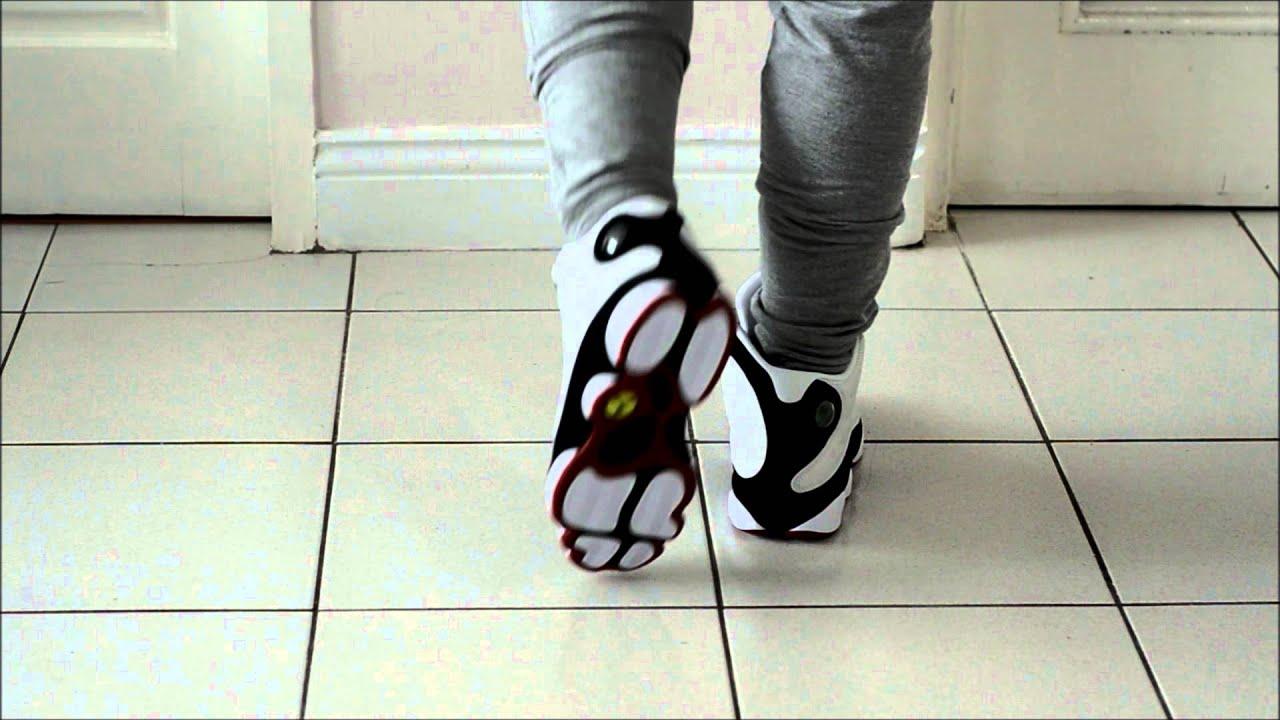 newest d3bce a29ec Nike Air Jordan 13 He Got Game On Feet Review