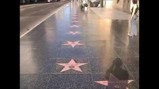 USA Hollywood Los Angeles Kalifornien Walk of Fame Santa Monica Muscle Beach Long Beach