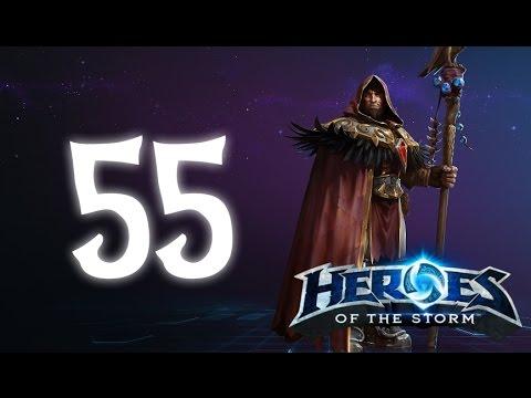 видео: [Ч.55]heroes of the storm - Обзор обновления. Медив!