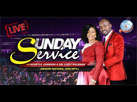 2nd Service!  (Sun. 19th May, 2019) Live With Apostle Johnson Suleman