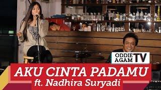 Oddie Agam - Aku Cinta Padamu ft Nadhira (LIVE from DRM Digital Fest)