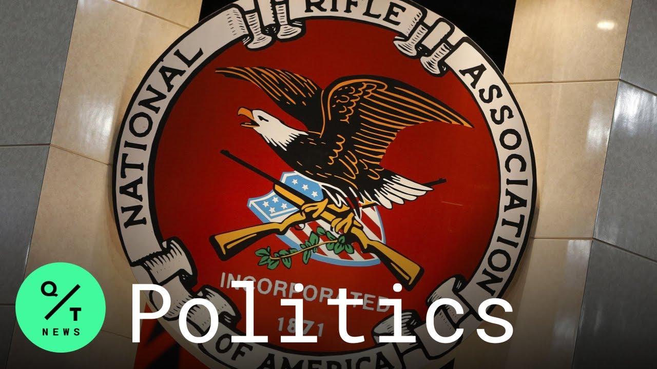 New York AG seeks to dissolve NRA in lawsuit accusing leaders of ...