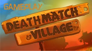 deathmatch village :gameplay HD freetoplay ps3 [no commentary]