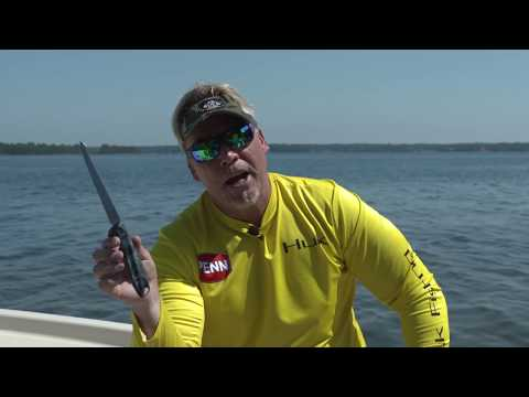 Buck 35CMS34 6'' Abyss Fillet Knife video_1